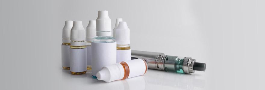 saveur d'e-liquide pour sa cigarette électronique
